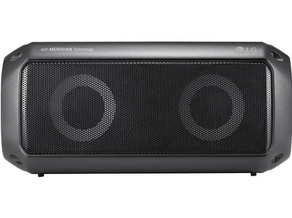 LG PK3, Bluetooth Lautsprecher, Ausgangsleistung 16 Watt, Wasserfest [Real]