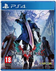 Devil May Cry 5 (PS4) & (Xbox One) Lenticular Sleeve Edition für je 28,04€ (ShopTo)