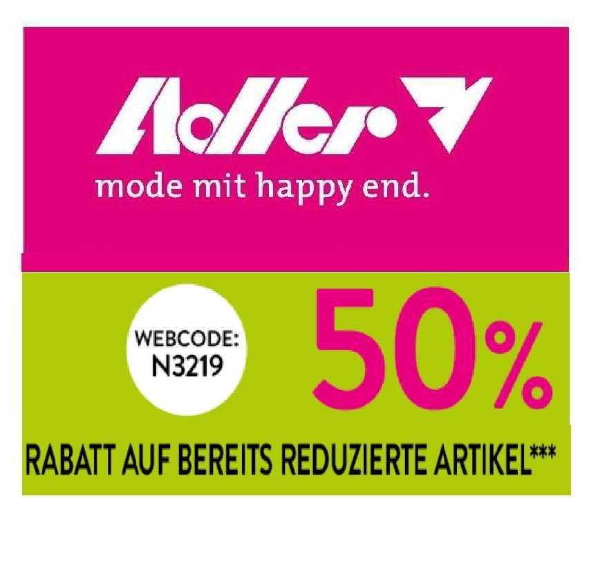 Adler Mode: Jetzt 50% Extra-Rabatt im Sale!