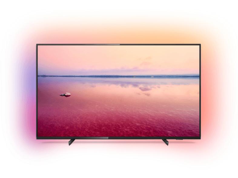 "Philips 70PUS6704/12 - 70"" 4K Smart TV (Direct LED, 60Hz, 8bit+FRC, Saphi, 3seitiges Ambilight)"