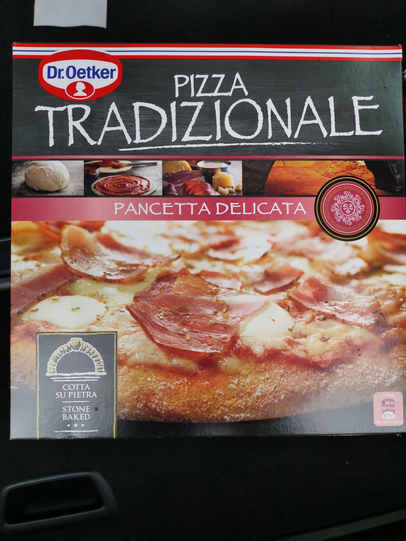 Edeka - Dr. Oetker Pizza Tradizionale