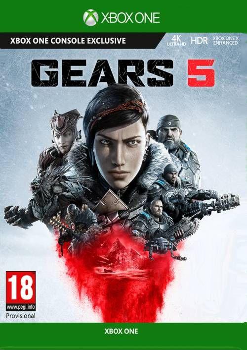 Gears 5 (Xbox One/PC Digital Code Play Anywhere) für 37,75€ (CDkeys)