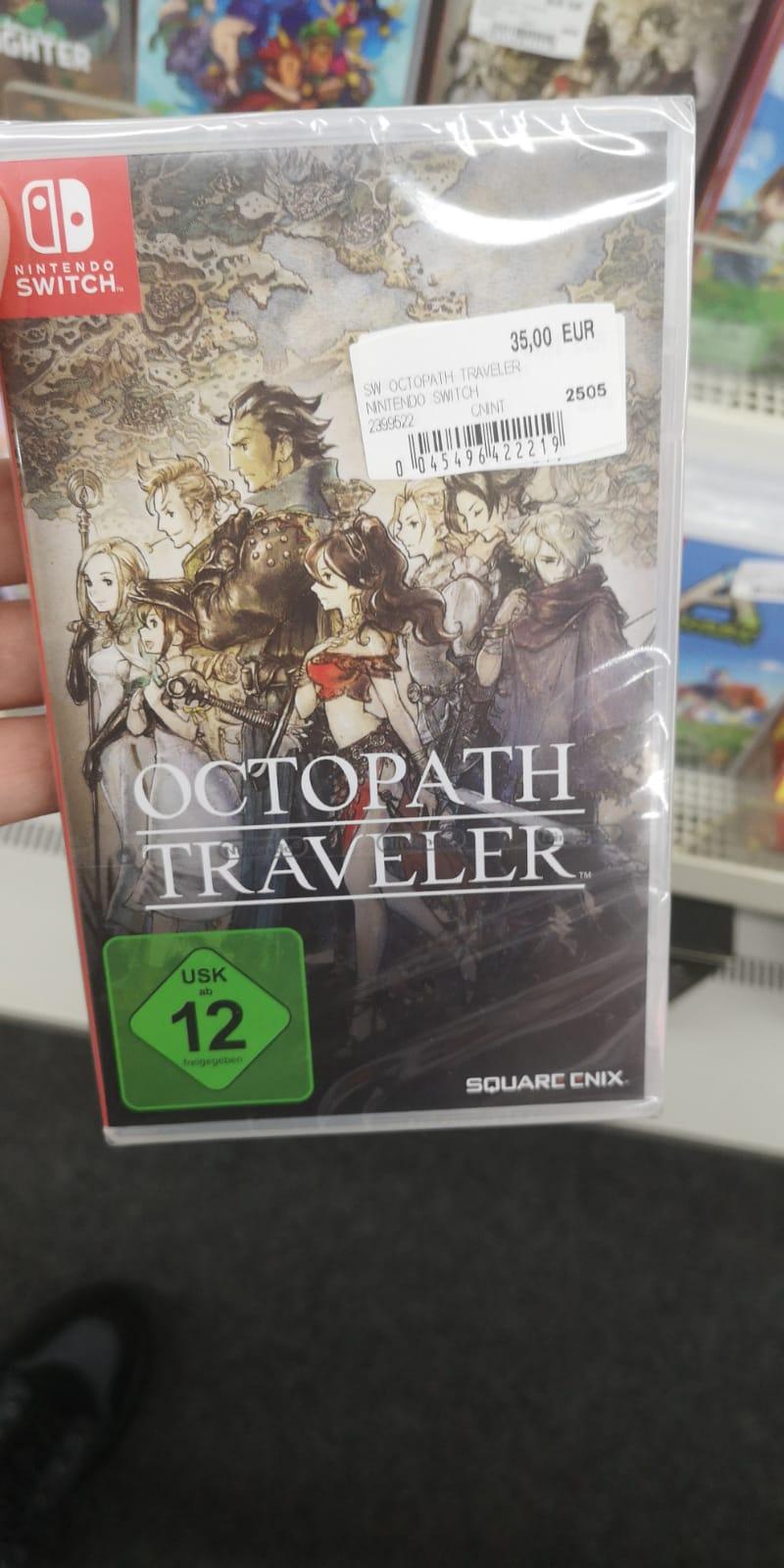 [Lokal] Mediamarkt Krefeld - Octopath Traveler