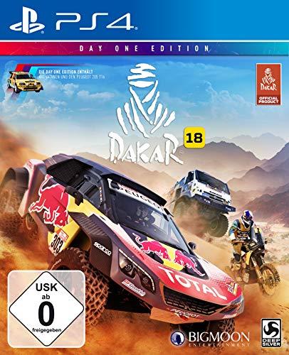 Dakar 18 Day One Edition (PS4 & Xbox One) für je 9,85€ (Amazon & HD Gameshop)