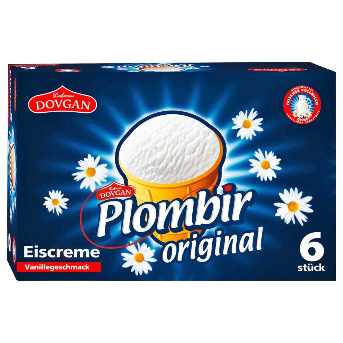 [ALDI Nord] Plombir Eiscreme 1.99€ ab 16.08.