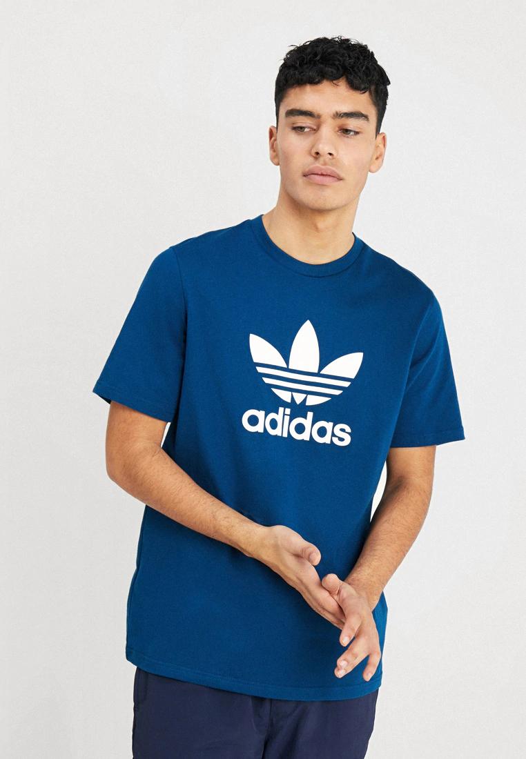 Adidas TREFOIL - T-Shirt print