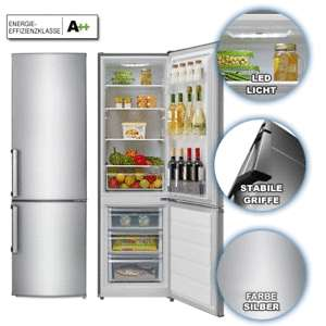 Kühlschrank Kühl-Gefrierkombination A++ Comfee KGK 180  *BESTPREIS*