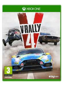 V-Rally 4 (Xbox One) für 15,50€ (Coolshop)