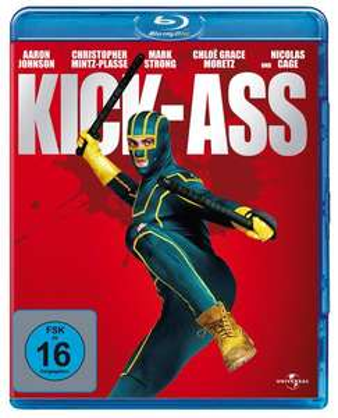 Kick-Ass (Blu-ray) für 3,98€ (Dodax)