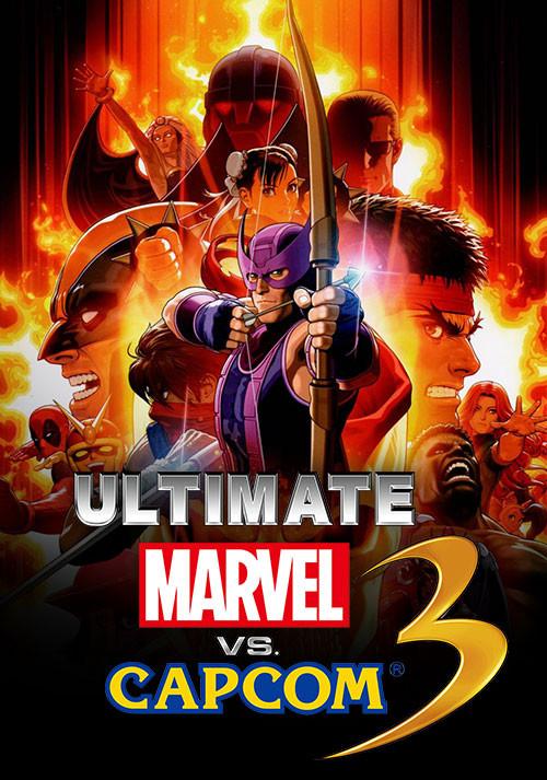 Ultimate Marvel vs. Capcom 3 (Steam) für 5,41€ (Gamesplanet)