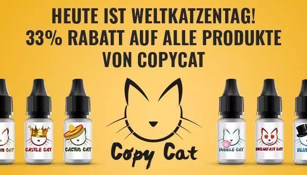 [fids-paff] nur heute 33% auf alles von CopyCat & 10€ Rabatt