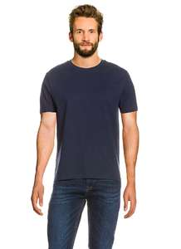 Daniel Hechter T-Shirts aus weichem Baumwolljersey in 4 Farben (Crewneck & V-Neck) für 9,99€ - versandkostenfrei & nur heute