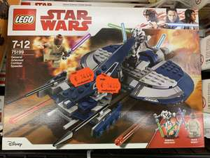 Lego Star Wars General Grievous Combat Speeder @Real Siegen