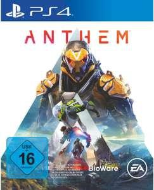 (Media Markt Porta Westfalica) Anthem & Destiny 2: Forsaken Legendary Collection & FIFA 19 (PS4 & Xbox One) für je 10€