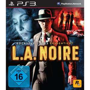 L.A. Noire X-Box oder PS3 @ Saturn Late Night Shopping für je EUR 5,00