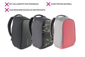 XD Design Anti-Diebstahl-Rucksack Bobby 15,6 Zoll (39,6 cm) - versch. Modelle - für 39 € @ Mömax offline (online + VSK)