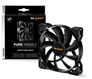 be quiet! Pure Wings 2 High-Speed 140mm 1.600 RPM [Prime]