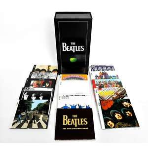 The Beatles Stereo Box @ Saturn Late Night Shopping für 111,00 EUR