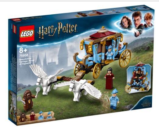 LEGO Harry Potter 75958 Kutsche von Beauxbatons