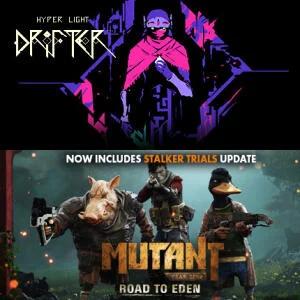Mutant Year Zero: Road To Eden & Hyper Light Drifter (PC) komplett kostenlos ab dem 15.08. (Epic Games Store)
