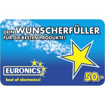 Euronics - 50€ Geschenk-Gutschein für 45€