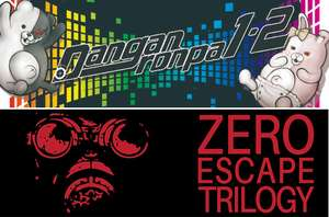 [Steam] Zero Escape Trilogy (6,67€) & Danganronpa 1 + 2 (7,18€)