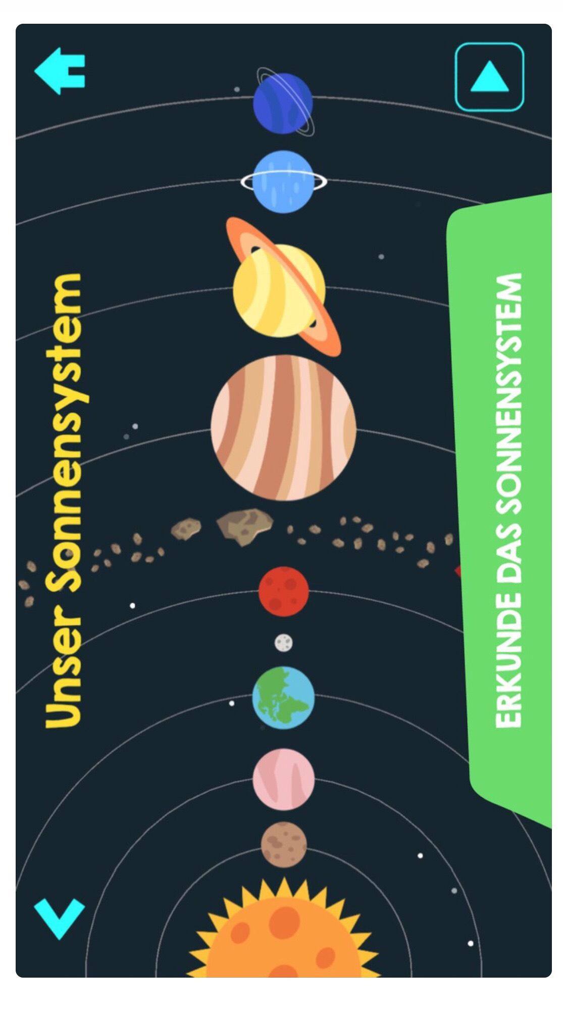Cosmolander - Missionen im Sonnensystem für IOS