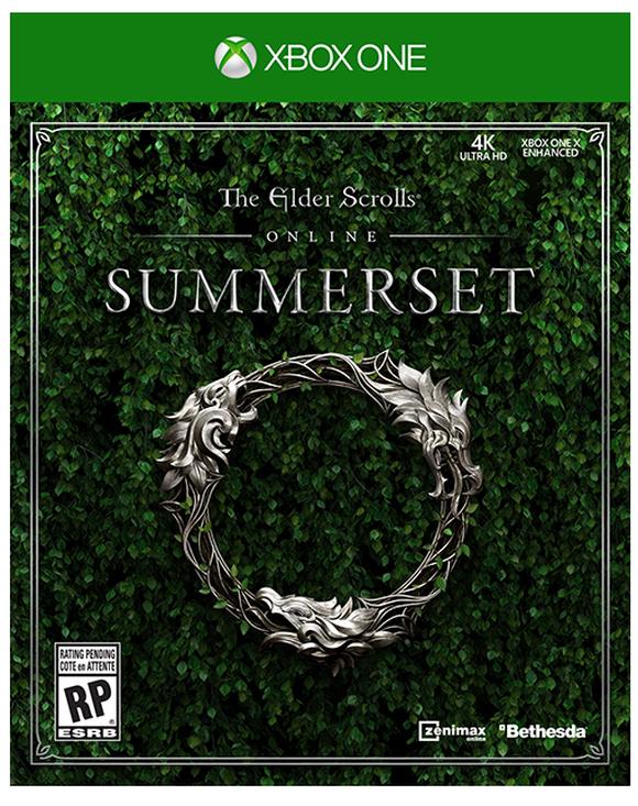 The Elder Scrolls Online: Summerset (Xbox One) [Coolshop]