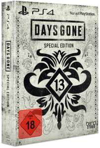 """Days Gone - Special Edition [PlayStation 4] - Third-Person-Action-Adventure, nicht wie """"The Last of Us"""", eher wie """"Far Cry"""""""
