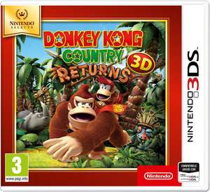 Donkey Kong Country Returns 3D (3DS) für 12,79€ (Amazon IT)