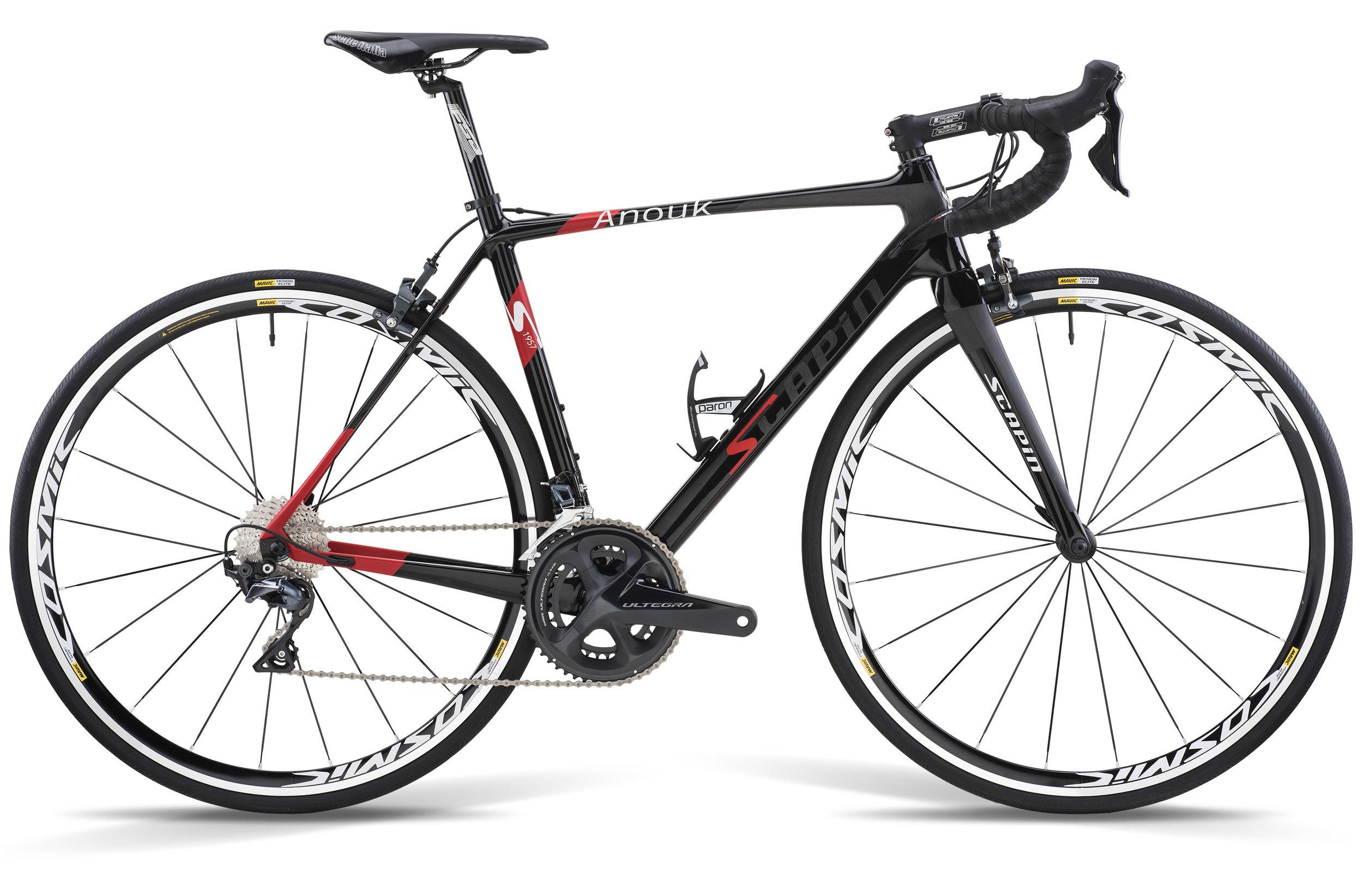 Rennrad SCAPIN ANOUK (Carbon/Shimano 105 7000) - 2018 (L, XL, XXL)