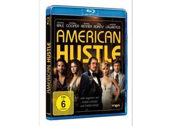 American Hustle [Blu-ray] für 3,87 EUR [Dodax]