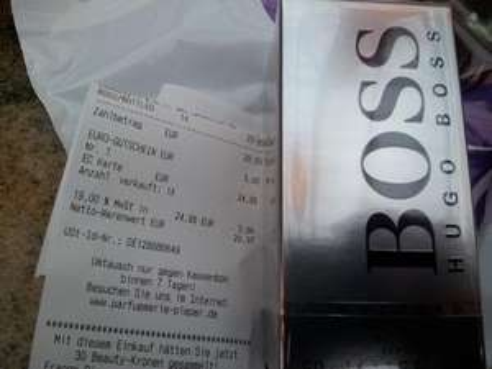 [Lokal Centro O-hausen]Hugo Boss Bottled EdT 50 ml für 24,95€ bei Parfümerie Pieper (Idealo ab 35,90€)