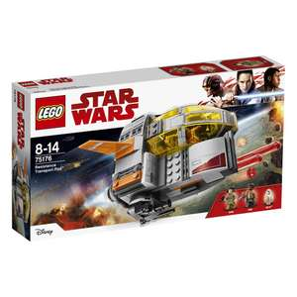 Lego™ - Star Wars: Resistance Transport Pod (75176 / 294 Teile) für €22,77 [@Real.de]