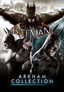 Batman: Arkham Collection (Steam) für 11,39€ (Gamesplanet)