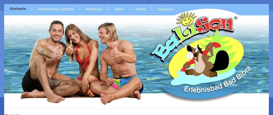 Freier Eintritt in das Balison Erlebnisbad in Bad Bibra Nur Heute