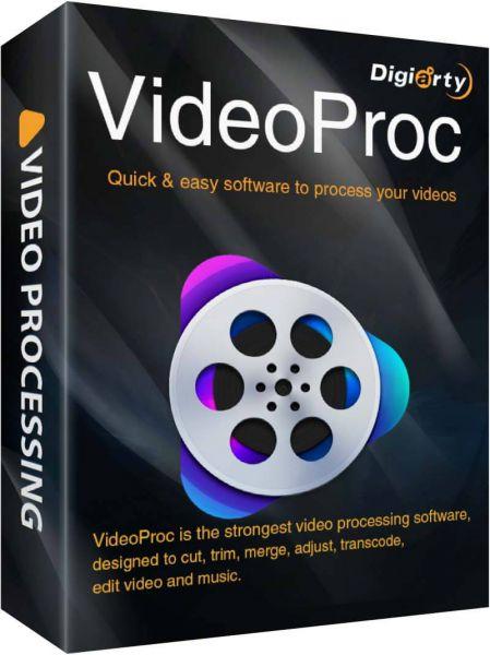 VideoProc Videobearbeitungsprogramm kostenlos (Windows)