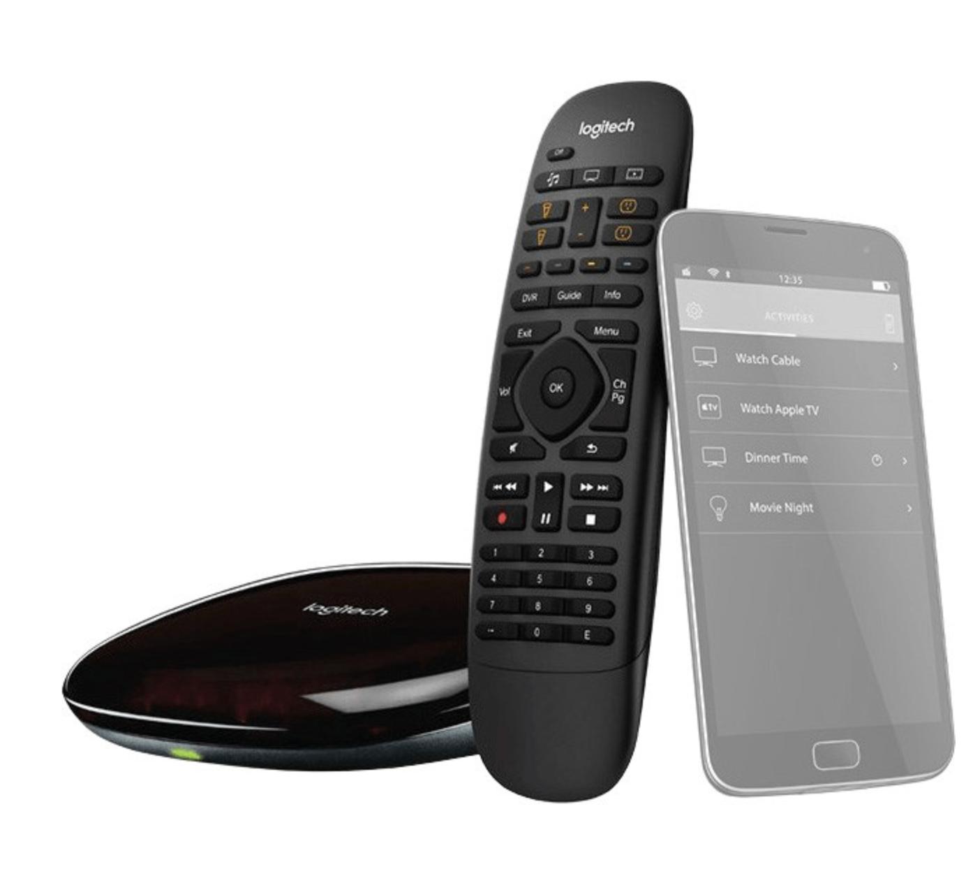 Logitech Harmony Companion Universalfernbedienung inkl. Hub bei [Media Markt] + Logitech Harmony 350 für 24€