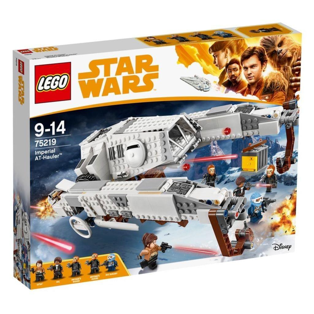 LEGO Star Wars - Imperial AT-Hauler (75219) [Real]