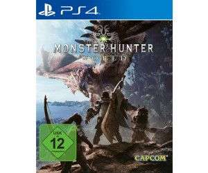 Monster Hunter: World (PS4) [Saturn Abholung]