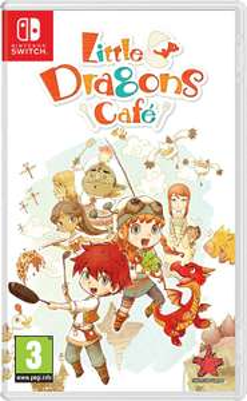 Little Dragons Café (Switch) für 20,37€ & (PS4) für 11,85€ (Amazon IT)