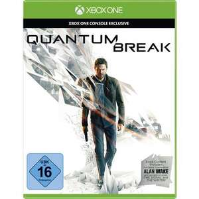 Quantum Break (Xbox One) für 10€ (Conrad Filiale)