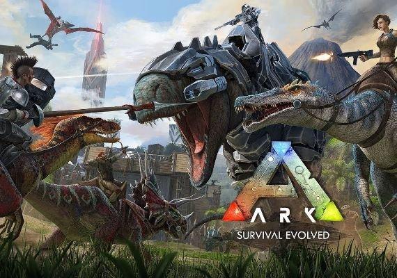 ARK: Survival Evolved (PC) für 4,99€ (Steam) bei Zahlung mit Paypal - Survival RPG