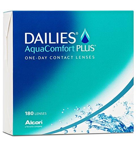 DAILIES AquaComfort Plus (180 linsen) 0,5 Dioptrien! ink. Versand