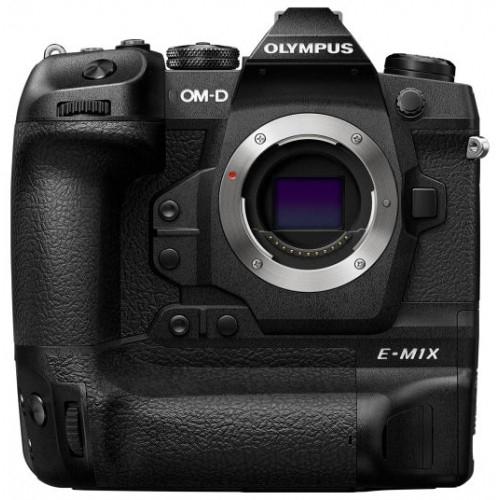Olympus OM-D E-M1X + 300€ Cashback auf ein Aktionsobjektiv - Profi-MFT Kamera