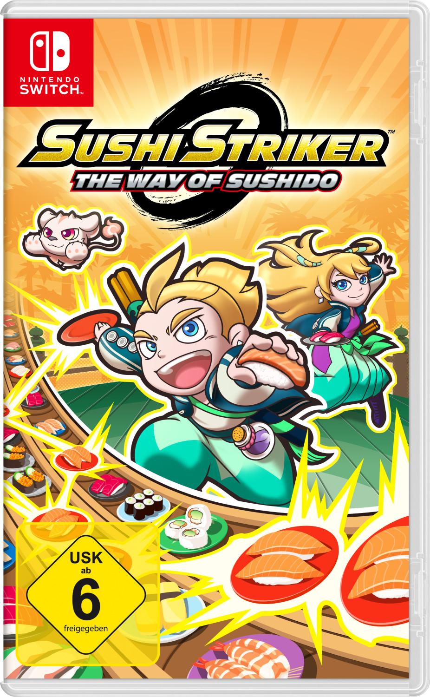 Sushi Striker: The Way of Sushido (Switch) für 15€ versandkostenfrei (Saturn)