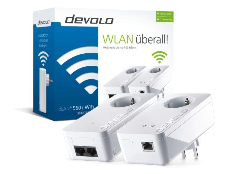 IT Angebote bei Media Markt - zB AVM FRITZ!Box 7490 für 144,99€, DEVOLO dLAN 550+ WiFi Starter für 74,99€, TP-LINK Archer C1200 für 35,99€