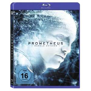 Blu-Ray - Prometheus für €10.- [@Saturn Kiel]