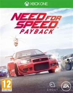 Need for Speed: Payback(Xbox One) [Coolshop]