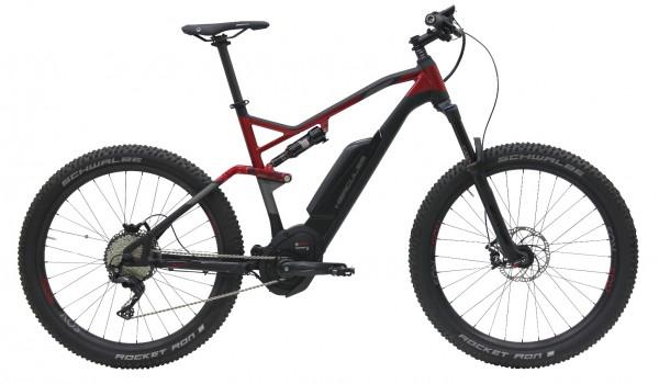 "Hercules NOS FS CX Force E-Bike Mountainbike 27,5"" 2019 (44,49,54)"